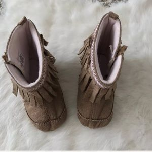Jc Penney Baby Girl Boots Shoes Indian